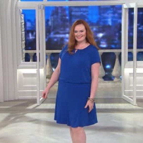 QVC Plus Size Dress